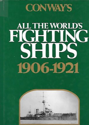 ALL THE WORLD´S FIGHTING SHIPS 1906-1921