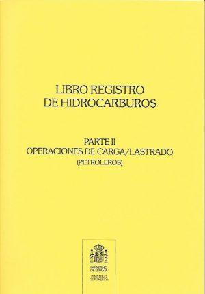 LIBRO REGISTRO DE HIDROCARBUROS