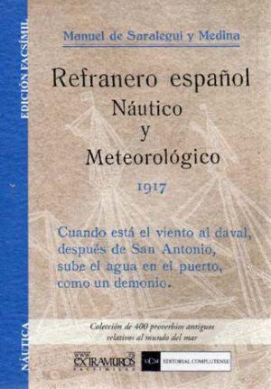 REFRANERO ESPAÑOL NAUTICO Y METEOROLOGICO