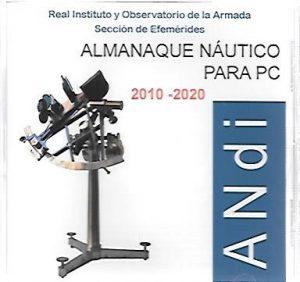 ALMANAQUE NAUTICO PARA P.C.