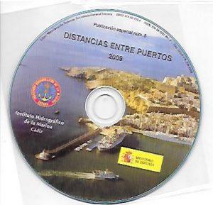 DISTANCIAS ENTRE PUERTOS ESPAÑA