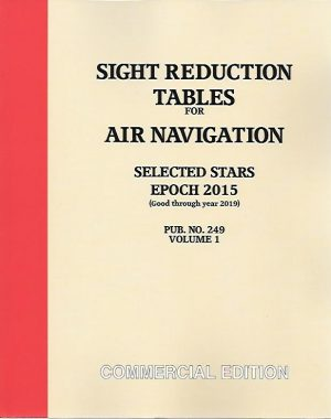 SIGHT REDUCTION TABLES   V. 1