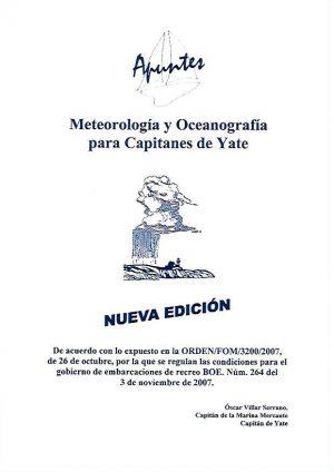 METEOROLOGIA Y OCEANOGRAFIA