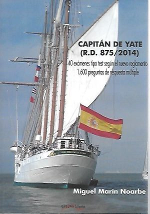 CAPITAN DE YATE TEST