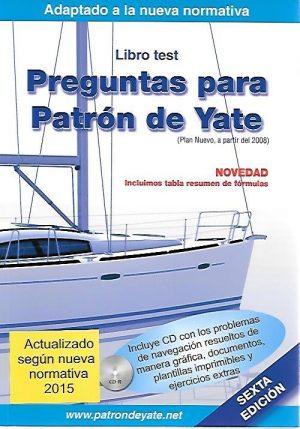 PREGUNTAS PARA PATRON DE YATE