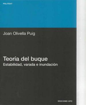 TEORIA DEL BUQUE ESTABILIDAD, VARADA E INUNDACION