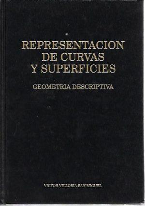 REPRESENTACION DE CURVAS Y SUPERFICIES