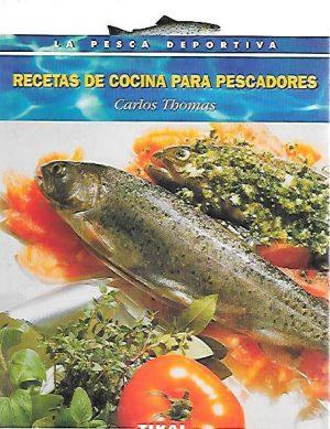 RECETAS DE COCINA PESCADORES