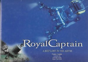 ROYAL CAPTAIN. A SHIP LOST ABYS