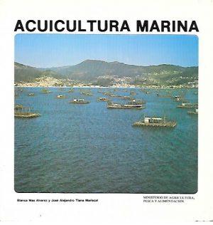 ACUICULTURA MARINA 2ª ED.