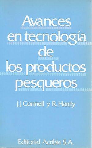 AVANCES EN TECNOLOGIA DE LOS PRODUCTOS PESQUEROS