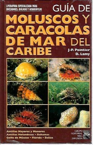 MOLUSCOS Y CARACOLAS MAR CARIBE