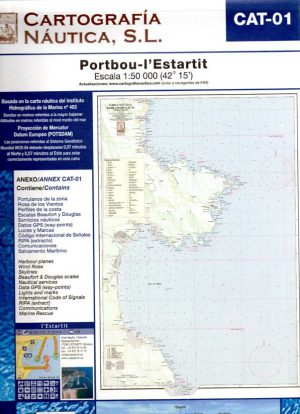 CAT-01 PORTBOU-L'ESTARTIT