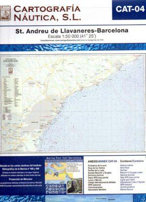 CAT-04 ST.ANDREU DE LLAVENERES-BARCELONA