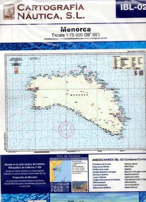 IBL-02 MENORCA