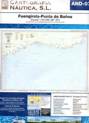 AND-07 FUENGIROLA-PUNTA DE BAÑOS