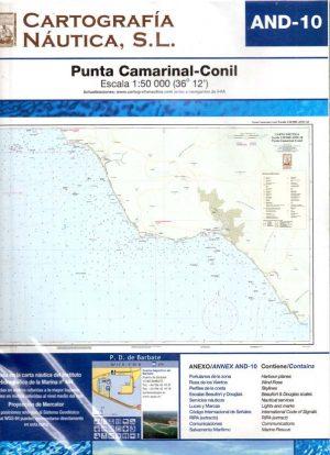 AND-10 PUNTA CARAMINAL-CONIL