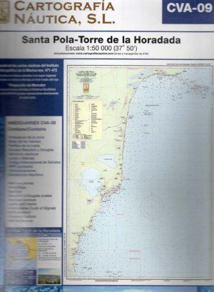 CVA-09 SANTA POLA-TORRE DE LA HORADADA