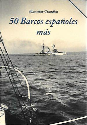 50 BARCOS ESPAÑOLES MAS