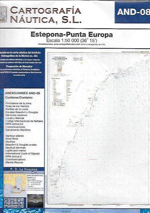 AND-08 ESTEPONA-PUNTA EUROPA