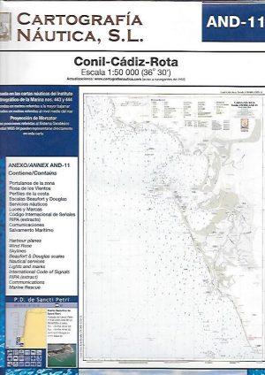 AND-11 CONIL-CADIZ-ROTA