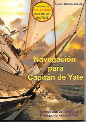 NAVEGACION PARA CAPITAN DE YATE