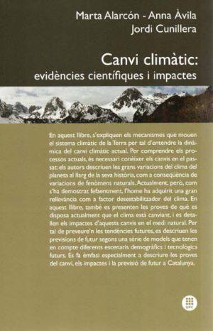 CANVI CLIMATIC:EVIDENCIES CIENTIFIQUES I IMPACTES