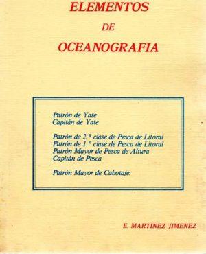 ELEMENTOS DE OCEANOGRAFIA