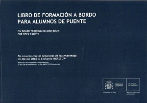 LIBRO DE FORMACION A BORDO PARA ALUMNOS DE PUENTE