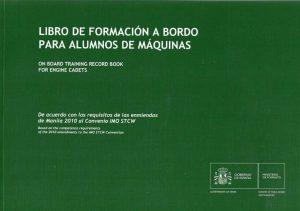 LIBRO DE FORMACION A BORDO PARA ALUMNOS DE MÁQUINAS
