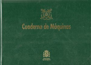 CUADERNO DE MAQUINAS
