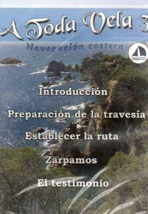A TODA VELA 3-NAVEGACION COSTERA