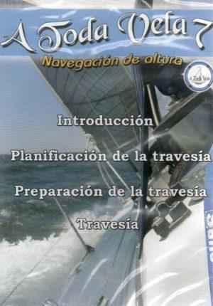 A TODA VELA 7-NAVEGACION DE ALTURA