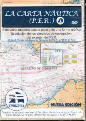 CARTA NAUTICA (P.E.R.)