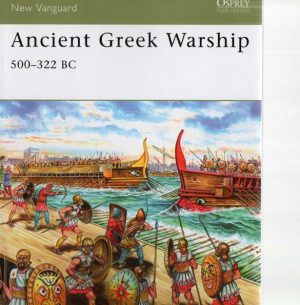 ANCIENT GREEK WARSHIP 500-322 BC