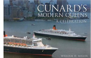 CUNARD'S MODERN QUEENS. A CELEBRATION