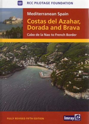 EAST SPAIN PILOT COSTA AZAHAR DORADA AND BRAVA