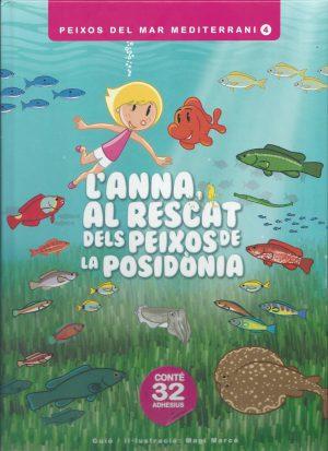 L'ANNA AL RESCAT DELS PEIXOS DE LA POSIDÒNIA