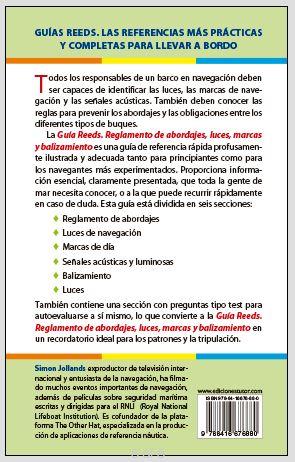 REGLAMENTO DE ABORDAJES, LUCES, MARCAS Y BALIZAMIENTO